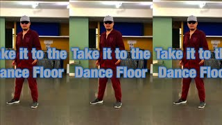 "BROTHER BOMB – IMPRO DANCE SHOW ""B2K – Take It To The Floor"""