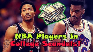 Video 5 NBA Players Involved In COLLEGE SCANDALS! MP3, 3GP, MP4, WEBM, AVI, FLV November 2017
