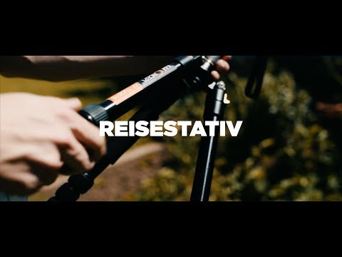 Mein Low Budget Reisestativ: K&F Concept Tripod Review!