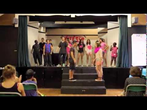 Performing Arts 2013 - Grease