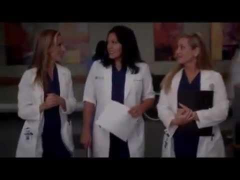 Grey's Anatomy 8.19 (Clip 2)