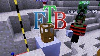 Nya FTB #4 - Ny värld och redan Quarry?!