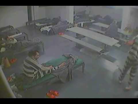 Assualt on inmates 2  Ashtabula Ohio County Jail Dec 2011 Camera  25