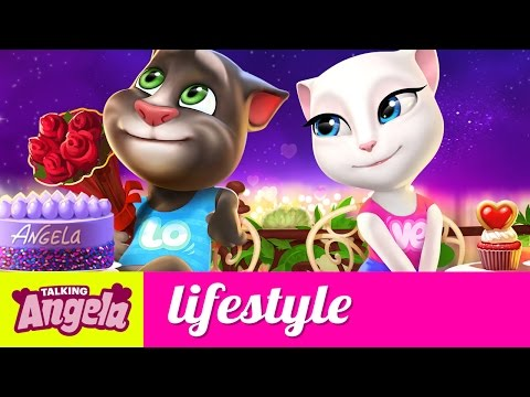 Talking Angela - Big Night Out (GRWM) - Thời lượng: 2:56.