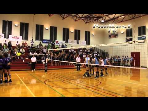 Grand Canyon vs. HPU women's volleyball