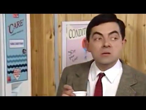 Break with Bean   Funny Clips   Mr Bean Official - Thời lượng: 10 phút.