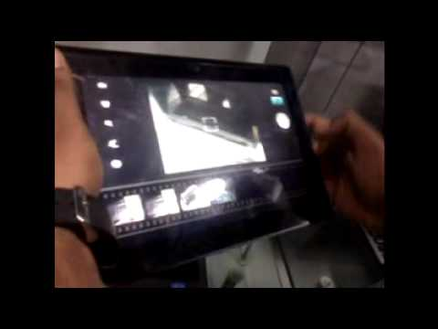 Sony Tab S1 Hands on