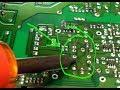 No Picture LCD TV Repair pt1