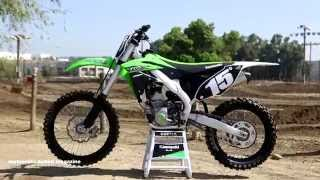 3. First Ride 2015 Kawasaki KX250F -Motocross Action Magazine