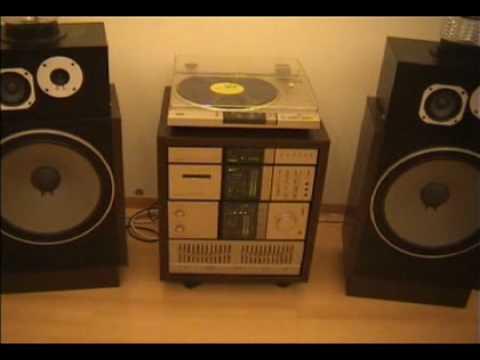 vintage Hifi - Pioneer very nice vintage hi-fi set.