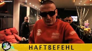 """Haftbefehl und sein Track """"Sonnenbrille"""" aus dem Album Kanackis. Album VÖ ist der 10.02.2012 KANACKIS kaufen! STANDARD..."""