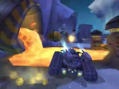 Chicken Little : Aventures Intergalactiques Wii