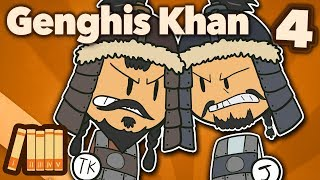 Nonton Genghis Khan   Khan Of All Mongols   Extra History    4 Film Subtitle Indonesia Streaming Movie Download