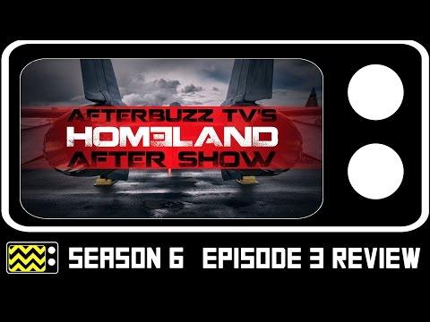 Homeland Season 6 Episode 3 Review & After Show   AfterBuzz TV