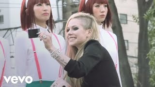 Avril Lavigne - Behind the Scenes of Hello Kitty - Part 3