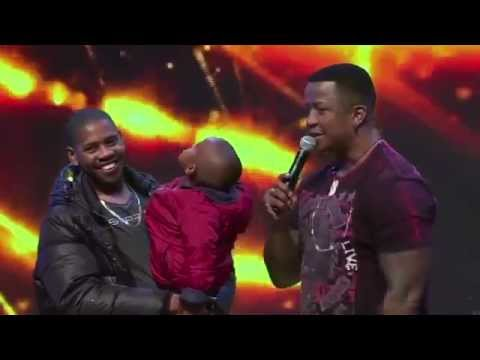 World's Youngest DJ, 3-Year-Old DJ Arch (Jnr) Steals Spotlight At South Africa's Got Talent!
