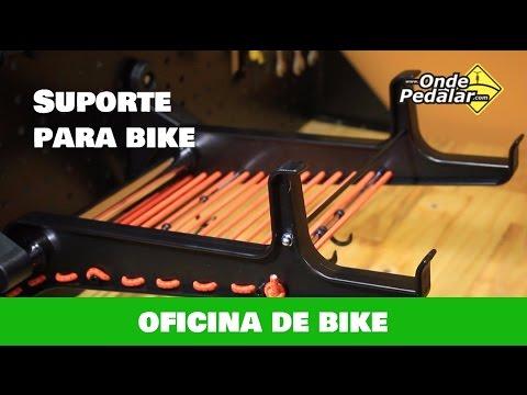 Suporte bom e barato para manutenção da bike