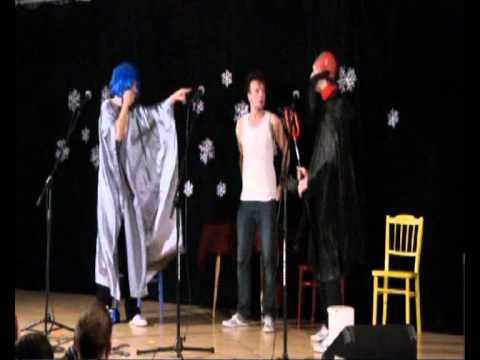 Kabaret Grzdyl - Bitwa o duszę