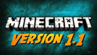 Minecraft: 1.1 Update! (Mob Spawn Eggs, Ladder&Fence Changes,&More!)