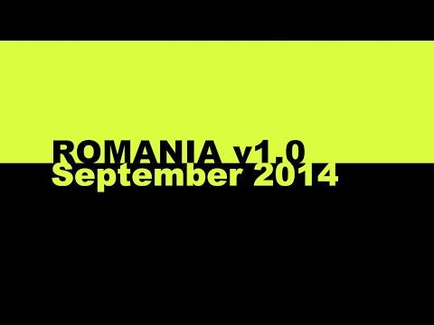 Finnish-Romanian expedition, Casa de piatra, Romania, 2014