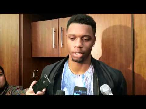Terrence Jones on his comeback game from injury