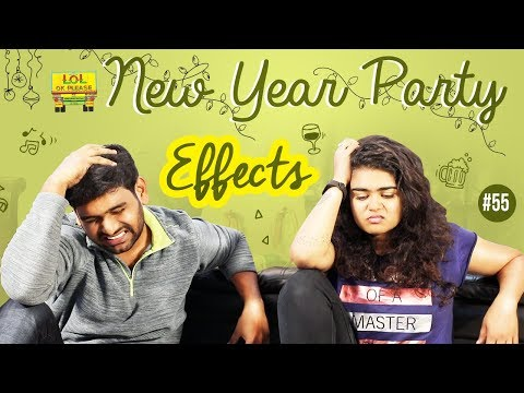 New Year Party Effects || Lol Ok Please | Epi #55