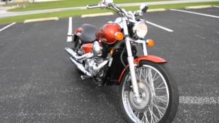 5. 2012 Honda Shadow® Spirit 750 - U500176