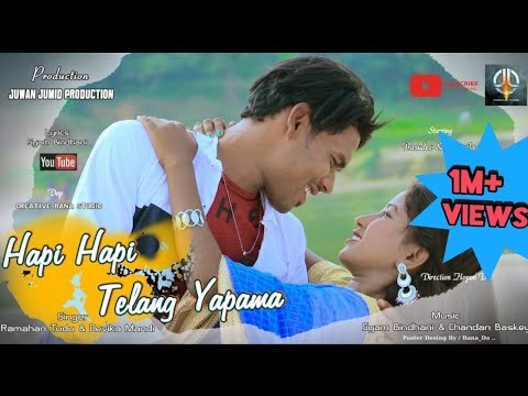 HAPI HAPI TELANG YAPAMA II SANTALI FULL HD VIDEO SONG 2018-19 II JUWAN JUMID PRODUCTION