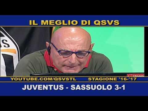 qsvs - i gol di juventus - sassuolo 3 a 1