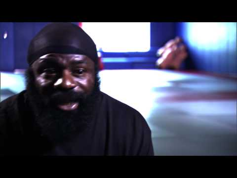 Kimbo Slice The UFC Fans Wanna See Me Knock This Guy Out