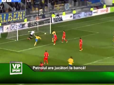 Petrolul are jucători la bancă!