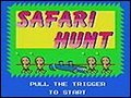 Classic Game Room Safari Hunt For Sega Master System