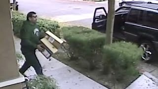 Nonton How to Catch the thief that is stealing your Packages Mail 2016 from porch Film Subtitle Indonesia Streaming Movie Download