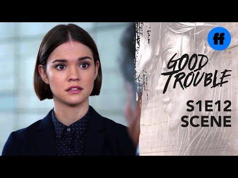 Good Trouble Season 1, Episode 12 | Callie Discovers a Scandal | Freeform