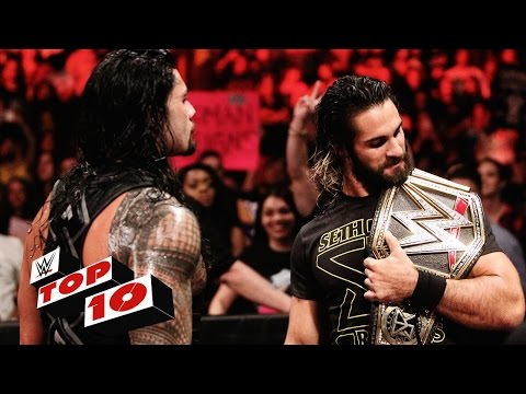 Download Top 10 Raw Moments: WWE Top 10, October 26, 2015 HD Mp4 3GP Video and MP3