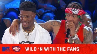 Video Wild 'N Out Fans Get Called Out to Perform for Nick Cannon 🙌 | Wild 'N Out | MTV MP3, 3GP, MP4, WEBM, AVI, FLV Oktober 2018