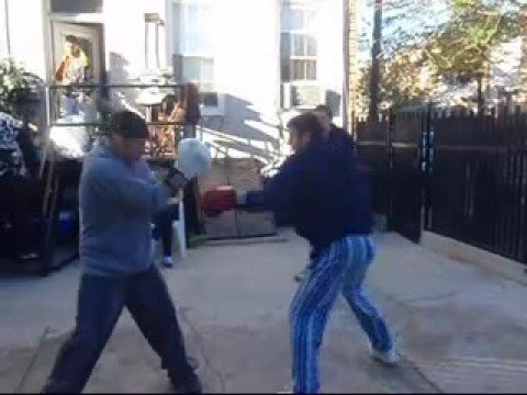 street boxing
