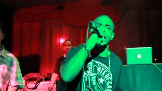 """Agallah Don Bishop """"Double it Twice"""" live @2nd st Jazz"""