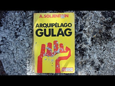 Arquipélago Gulag - Alexander Soljenítsin [Vlog de leitura: PARTE 1]   Pensar ao Ler