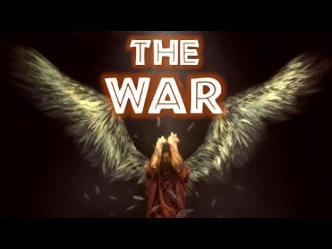 VISION OF LUCIFER'S WAR IN HEAVEN!