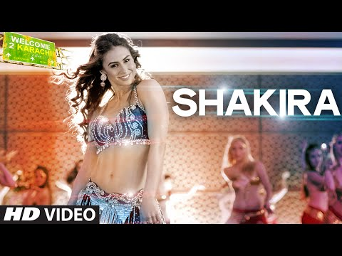 Shakira Video Song - Welcome 2 Karachi