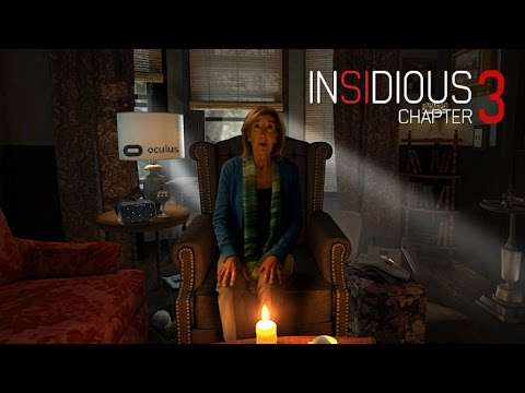 Friday Funday – Insidious Chapter 3: Into The Further – Oculus Rift