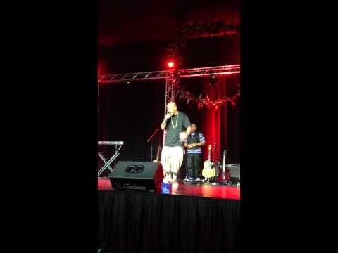 Kristian's Testimony Rap (Christian Rap) *New Hope Lv* part 1