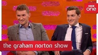 Video The O'Donovan Brothers on Olympic success - The Graham Norton Show 2016: New Years Eve - BBC MP3, 3GP, MP4, WEBM, AVI, FLV September 2018
