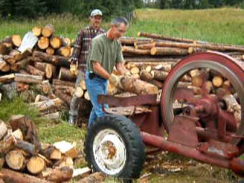 Widow Maker wood splitter