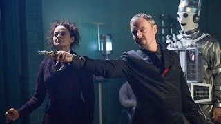 Looking back on the Master... Before he became Missy! Subscribe for more exclusive Doctor Who clips and content: http://www.youtube.com/subscription_center?a...