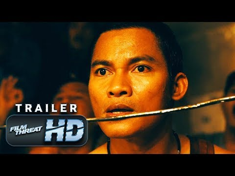 TRIPLE THREAT | Official HD Trailer (2019) | TONY JAA | Film Threat Trailers