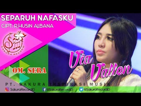 Video Via Vallen -  Separuh Nafasku - OM.SERA (Official Music Video) download in MP3, 3GP, MP4, WEBM, AVI, FLV January 2017