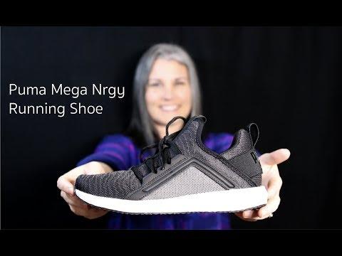 Lifestyle Review: Puma Mega Nrgy Running Shoe