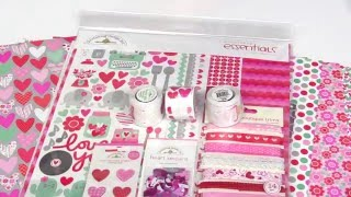 Shop the entire Sweet Things Collection by Doodlebug here... http://www.scrapbook.com/store/collection-brand/sweet+things-doodlebug+design.html Share the lov...